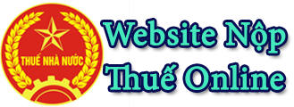 Nộp thuế Online